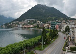 Lugano Penthouse few steps from the lake