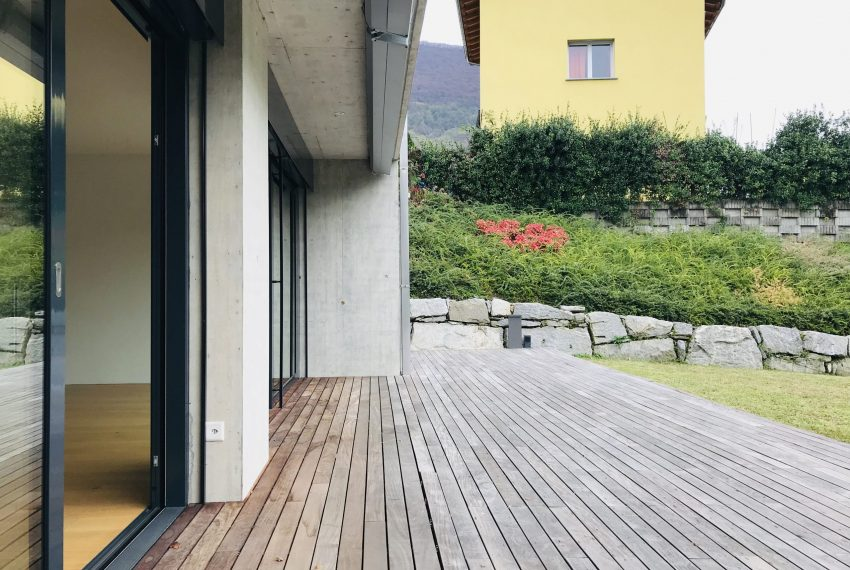 new apartment in Lugano